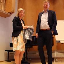Tytti Määttä ja Erno Heikkinen